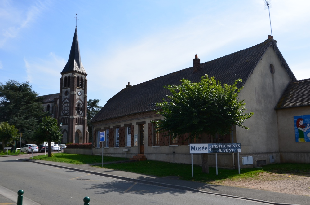 musée instrumental la couture boussey