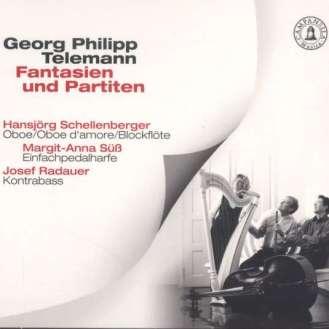 telemann par Schellenberger